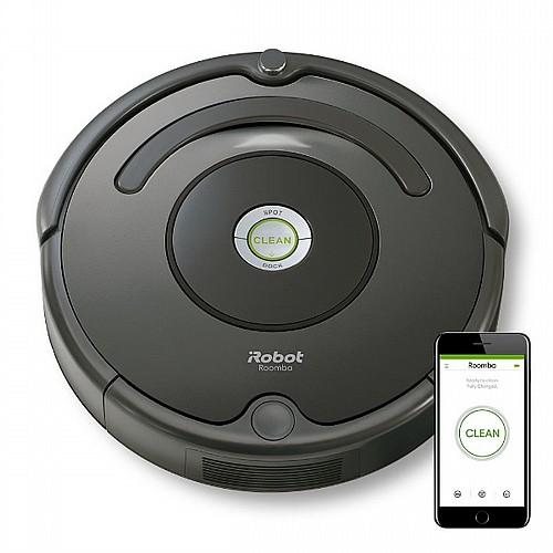 הוראות חדשות שואב אבק רובוטי מבית IROBOT איירובוט דגם Roomba 676   שואבים VE-89