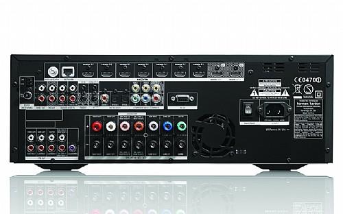 מקורי רסיבר קולנוע ביתי 7.2 תומך 4K מבית HARMAN KARDON דגם AVR370 GW-33