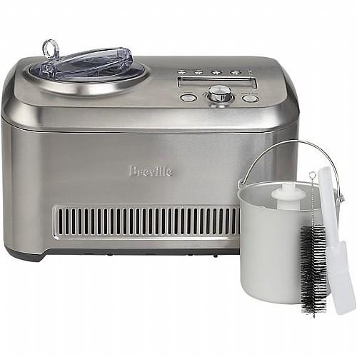 משהו רציני מכונת גלידה מקצועית מבית BREVILLE דגם BCI600 AS-68