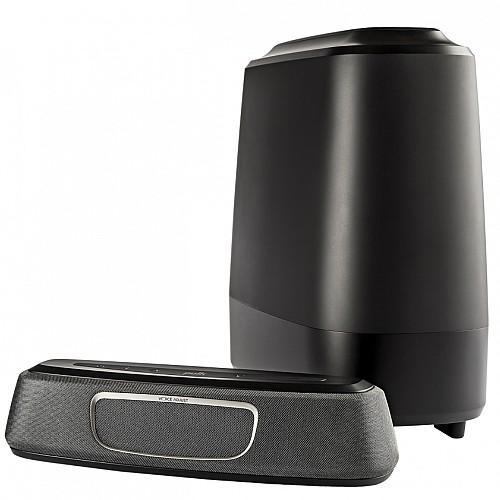 ענק מקרן קול 5.1 עוצמתי מבית POLK AUDIO פולק אודיו דגם MAGNIFI-MINI XF-76