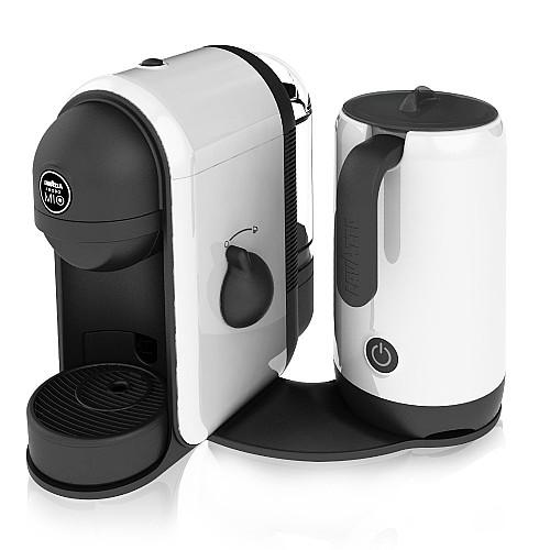 רק החוצה מכונת קפה מבית LAVAZZA לוואצה דגם MINÙ CAFFÈ LATTE | מכונות קפה RS-69