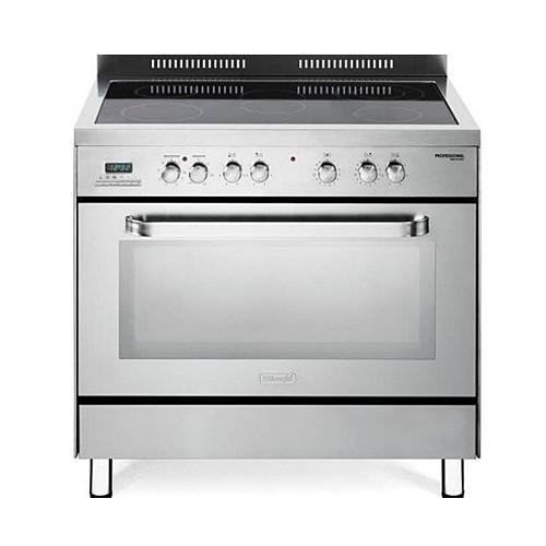 מדהים תנור אפיה משולב כיריים קרמיות 90 סמ מבית DELONGHI דגם NDS988X JZ-81