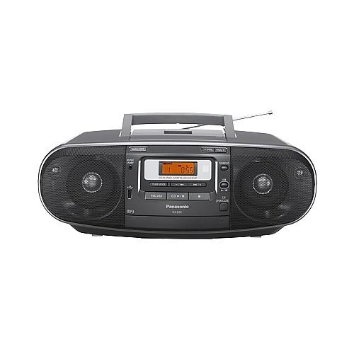 אדיר מערכת שמע ניידת מבית PANASONIC דגם RXD55 CS-54