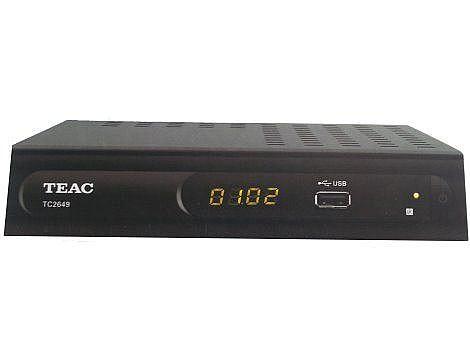 ברצינות ממיר עידן פלוס מבית TEAC דגם TC2649 | מכשירי DVD/ממירים | חשמל נטו VK-28